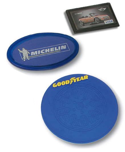 Anti-gliding anti-slide gel pads