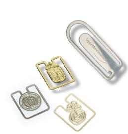 Foil paper clips
