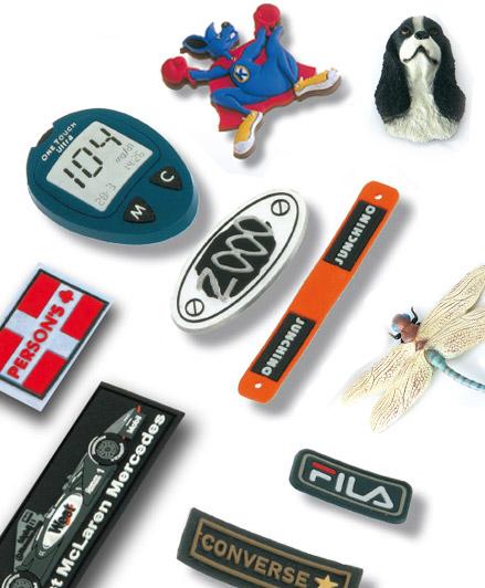 Soft pvc magnets
