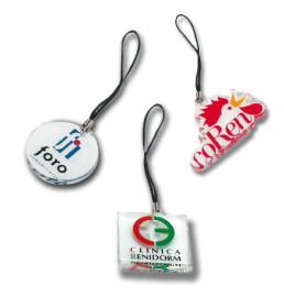 Acrylic mobile pendants