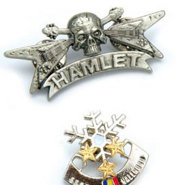Metal pins, 3D special shape
