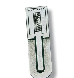 Metal bookmarks, custom shape
