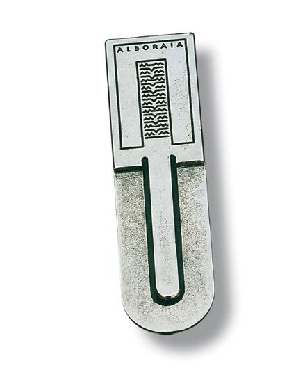 Marcapáginas de metal de diseño especial