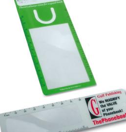 Magnifyer bookmarks