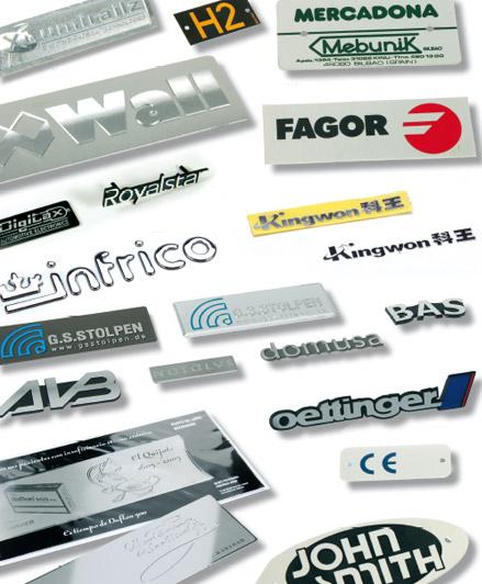 Metal plaques