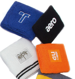 Sport cotton wristbands