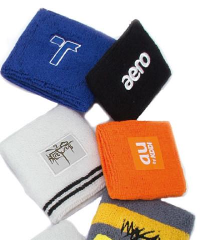 Sport cotton wristbands
