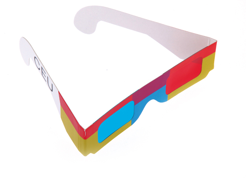 Carboard 3D glasses