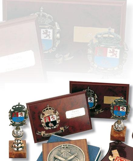 Trofeos especiales a medida