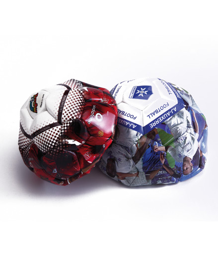 Balones con impresión fotográfica