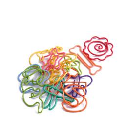 Custom shape wire clips