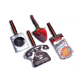 Identificadores de equipaje con impresión fotográfica