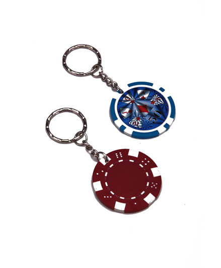 Casino Cheap keyring