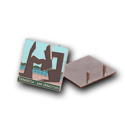 Souvenir plaques