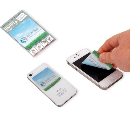 Adhesivos Limpieza Pantalla Teléfono Móvil Smartphone