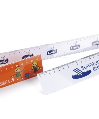Flexible rulers