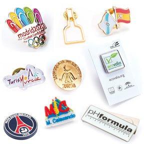 Pins and emblems