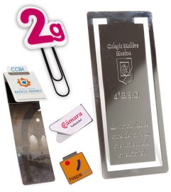 Paper clips and bookmarks