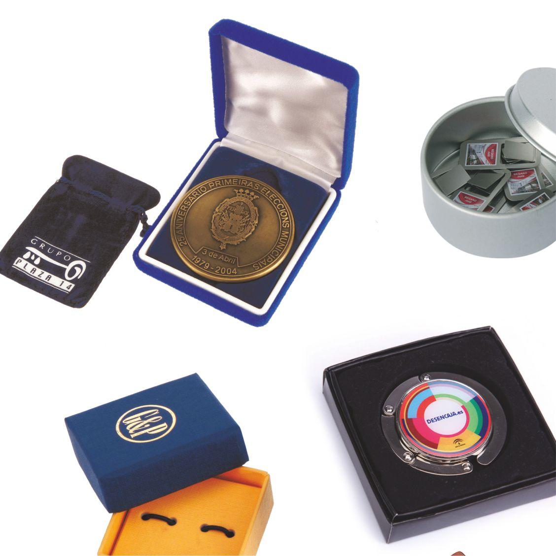 Packaging y presentaciones a medida