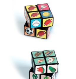 Imanes cubo PUZZLE