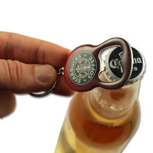 """MSO8#FUNCTION - """"8"""" shape stainless steel speed bottle opener"""