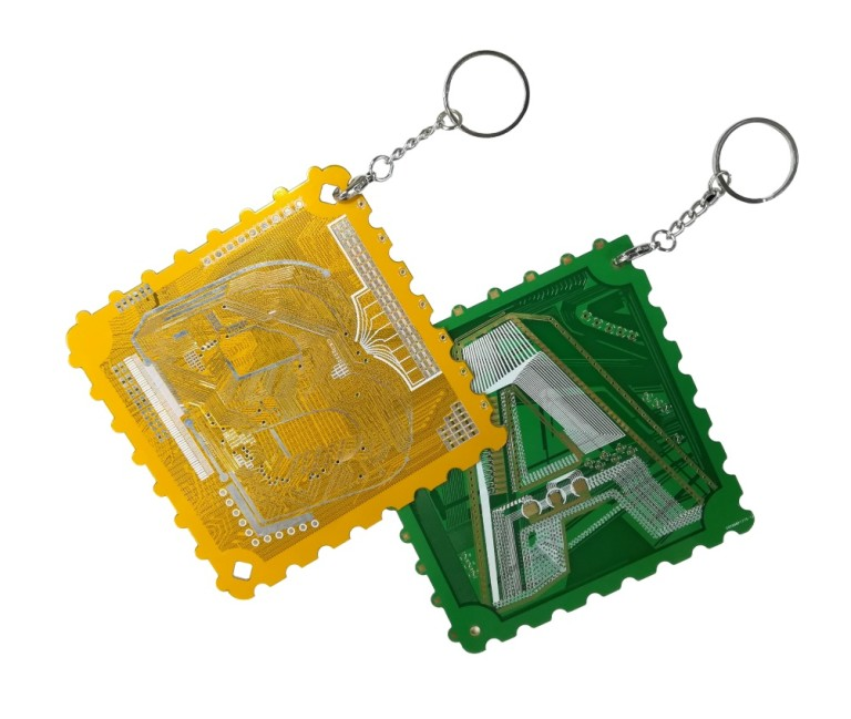 Circuit keyrings