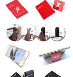 ATXIKI: Soporte adhesivo y atril Smartphone