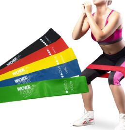 Bandas para hacer ejercicio