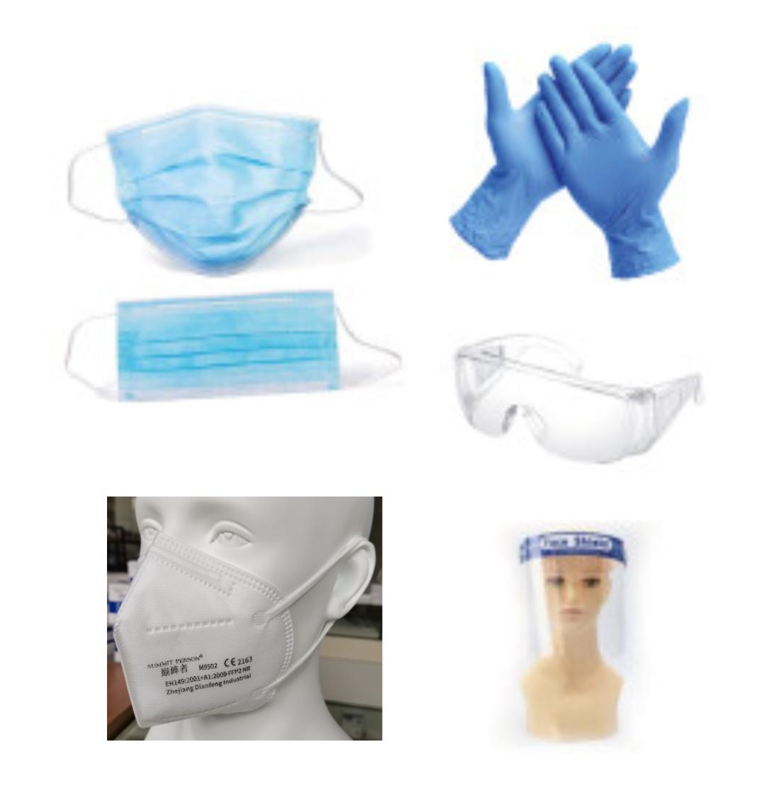 EPIs - Artículos de protección