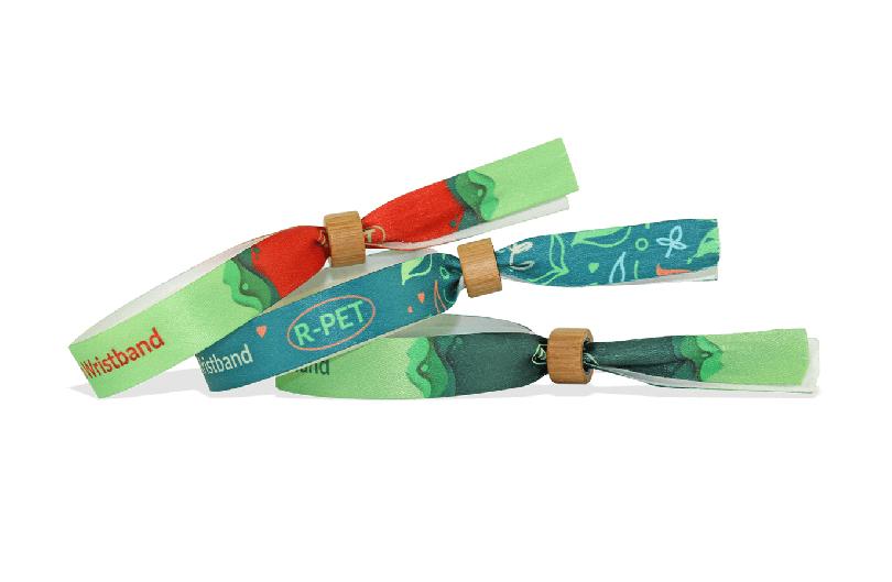 RPET bracelets